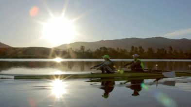 Six years after her introduction to rowing, Meghan O'Leary is an Olympian. (Rachel Pearson/ESPN)