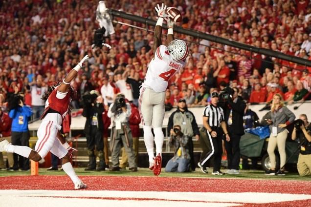 University of Wisconsin versus Ohio State. (Phil Ellsworth/ESPN Images)