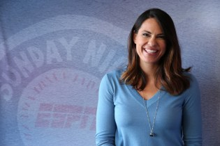Jessica Mendoza (Allen Kee/ESPN Images)