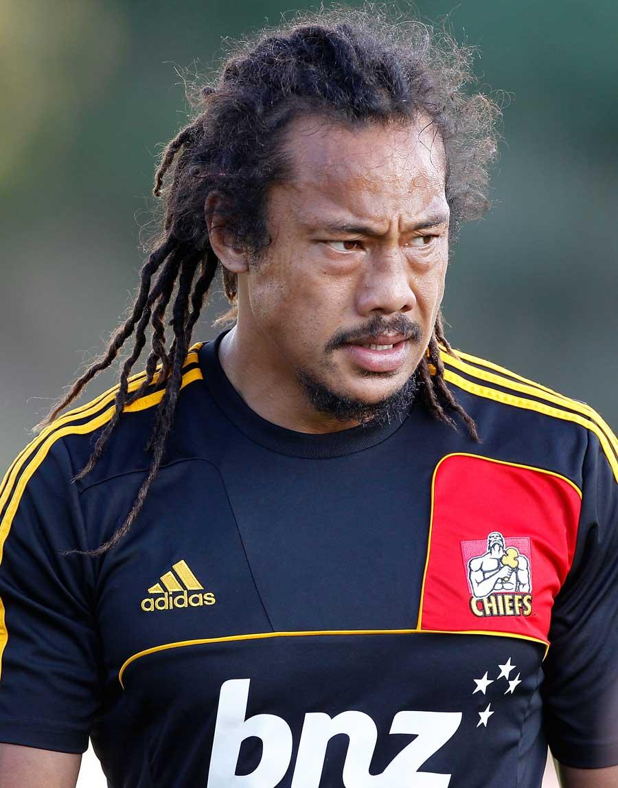 Veteran Tana Umaga Handed Chiefs Start Live Rugby News