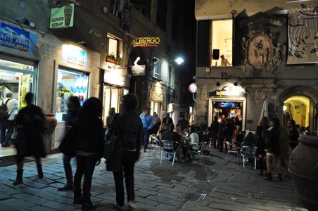 Salita Pollaiuoli. Start Genova 2011. Photocredit Matteo Zappettini