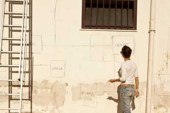 FARE ALA. Photo Mariangela Insana