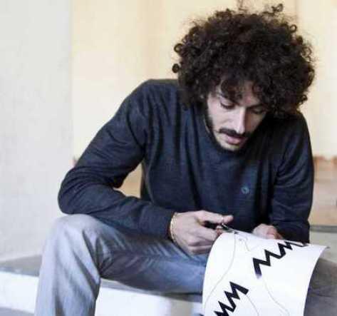 Luca Lo Coco. Photo Mariangela Insana