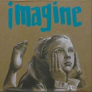 IMAGINE, disegno (matita - acrlico) - carta da pacco su tela, 30x30, 2011