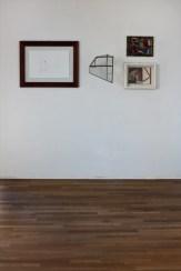Veduta della mostra Costellazioni | Cardelli & Fontana
