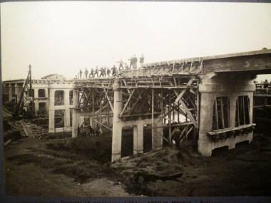 A.Muggia, Ponte sul Reno alla Bastia, Archivio Ordine degli Architetti di Bologna