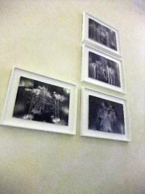 Federica Gonnelli, Guest Ghost in Vasari's house (effimeri parati). Photo Ellequadro Events