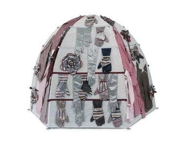 "Orta, ""DomeDweling"", Zegna01. Courtesy Studio Orta"