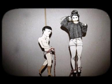 Guillermo Martin Bermejo & Rosana Antoli - The Carradine Kids, 2012. Galeria AranaPoveda