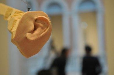 Urs Fischer, Untitled (Holes), 2006