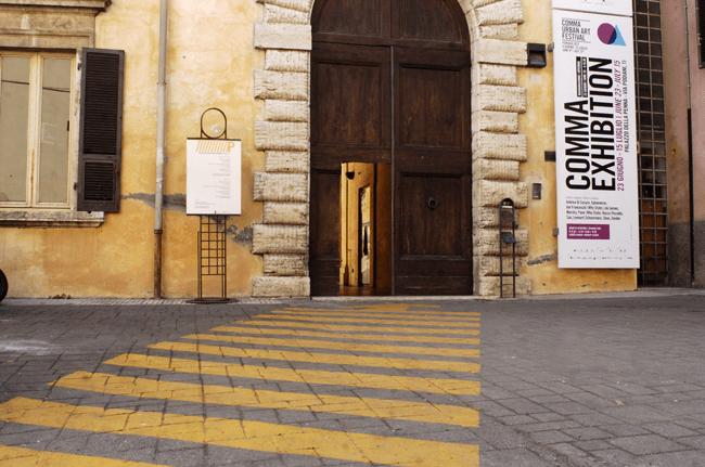 Palazzo Penna, Perugia | Comma - Urban Art Festival