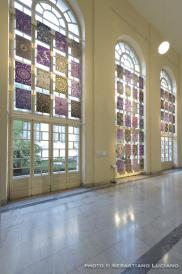 """Veduta della mostra """"Realtà Parallele"""", Galleria Nazionale d'Arte Moderna, Roma. Foto © Sebastiano Luciano"""