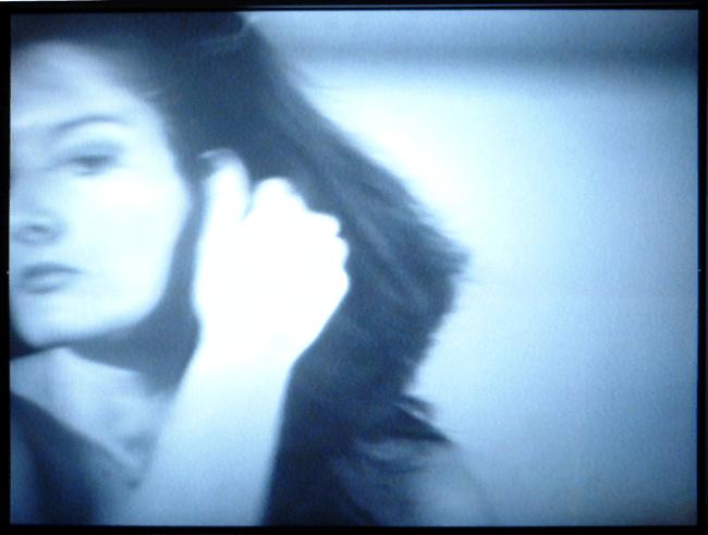 Marina Abramovich, Film still from Art must be beautiful, Artist must be beautiful 1975. Courtesy: la Biennale di Venezia
