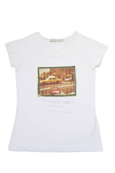 Impossible t-shirt (limited edition), Maurizio Galimberti per Martino Midali, 2012