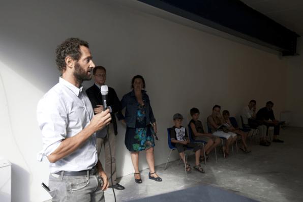 DC-NEXT - Opening 4 agosto. Foto Giacomo De Donà