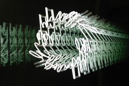BRIGITTE KOWANZ Lighting, 2007, © GLASS Studio sas