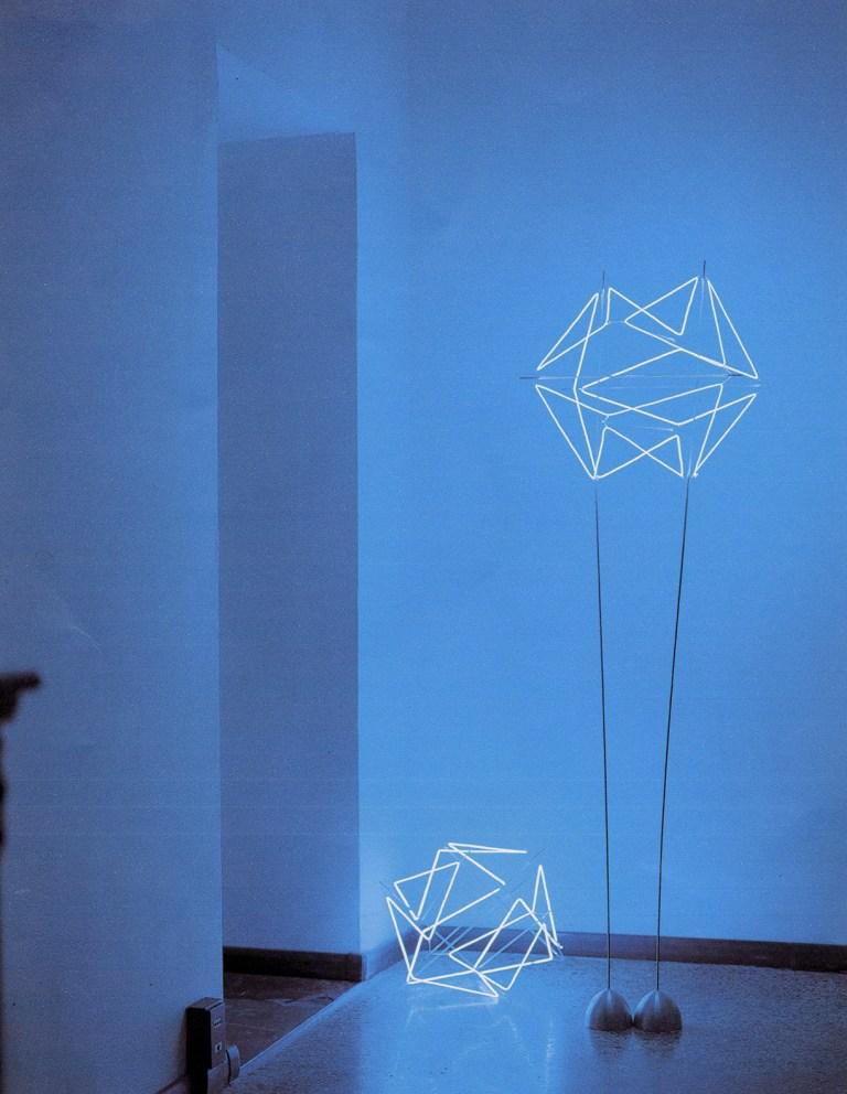 ELY ROZENBERG Buckminster, 2004, © GLASS Studio sas