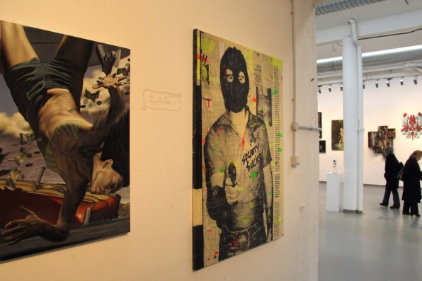 Subterraneanean Moder - da Punk all'Urban Art, La Carrozzeria, Milano