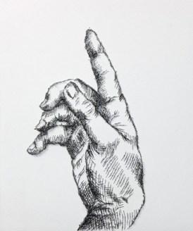 Baptiste Debombourg, Aggravure XIX, 2012, metal staples on wood, cm 60x50, Krupic Kersting Galerie