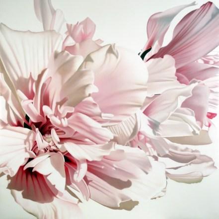 Casagrande&Recalcati, Ipervanitas IV, 2013, olio su tela, cm 70x100