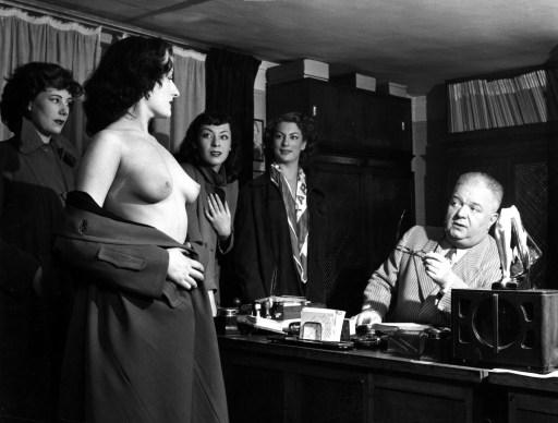 Robert Doisneau, Selezione per il Concert Mayal, 1952, © atelier Robert Doisneau