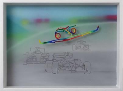 Fernando Zucchi, Il sogno di una vita 3, 2013, cm 45x60