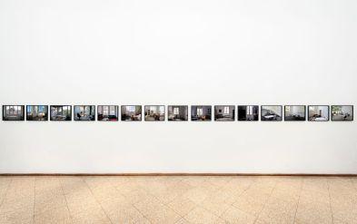 """Valerio Rocco Orlando, """"Vedute"""", 2012. Galleria Nazionale d'Arte Moderna e Contemporanea Roma 2012. Foto: Sebastiano Luciano"""