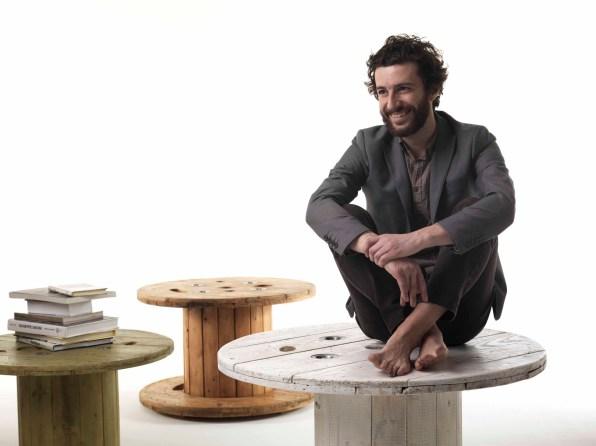 Emiliano Bona creatore di Sbobina|Design