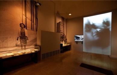 Lo sguardo di Michelangelo. Antonioni e le arti, veduta della mostra, Palazzo dei Diamanti, Ferrara
