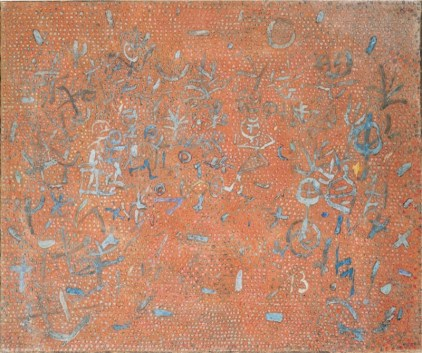 Paul Klee, Wie Kraut und Rüben, 1932, olio e acquerello su tela preparata a gesso, cm 50x60, Kunstmuseum Winterthur, acquistato nel 1957