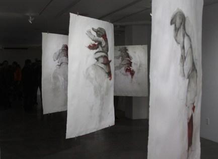 vedita della mostra The perfect stage, Bosy Contemporary, New York