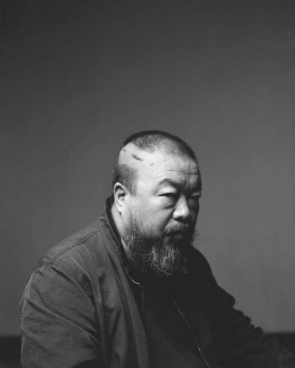 Ai Weiwei, 2010, Photo credit: Gao Yuan