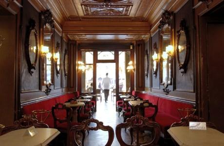 "Caffè Florian, ""Sala uomini illustri"", Venezia"