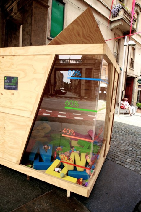 ZooInCittà - ZOOart 2013, Cuneo. Foto: Marco Sasia