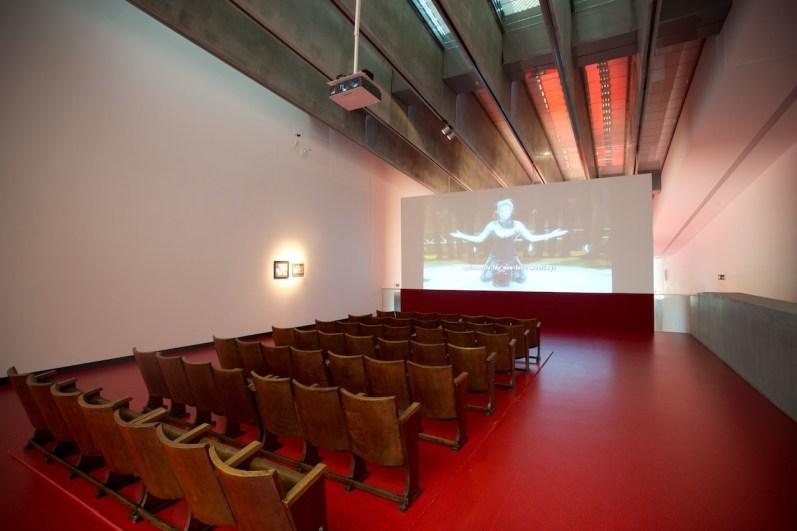 Francesco Vezzoli - Galleria Vezzoli, veduta della mostra, MAXXI, Roma © Musacchio/Ianniello/Napolitano