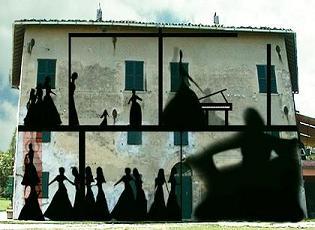 Elisa Laraia, Private Conversation 1, 2005 video colore, suono, dvd 4', 28''