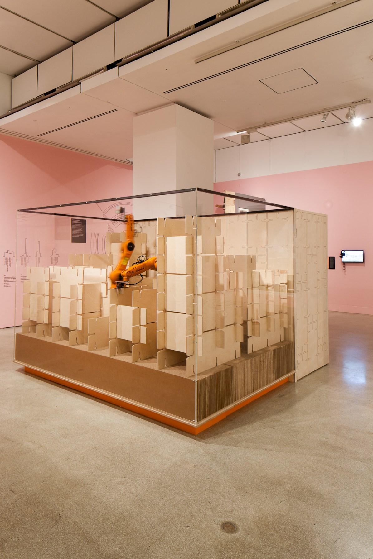 Kuka Robotics - The future is here, Design Museum, Londra