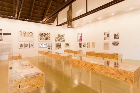 Disobedience Archive (The Republic), a cura di Marco Scotini, Courtesy Castello di Rivoli Museo d'Arte Contemporanea, Rivoli – Torino, 2013. Foto: Andrea Guermani, Torino, 2013
