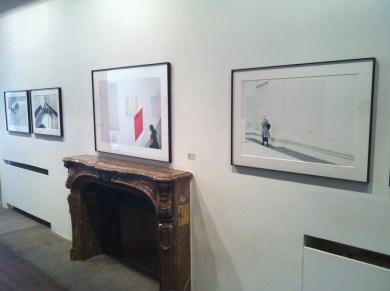 """veduta della mostra """"Vieni, vieni in città (che stai a fare in campagna?)"""", Riccardo Costantini Contemporary, Torino   20 giugno - 14 settembre 2013"""