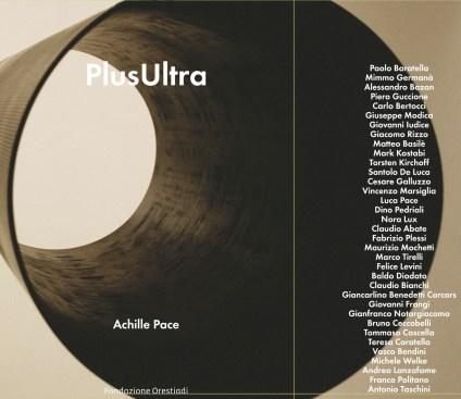 PlusUltra. LVIII Premio Termoli, particolare del manifesto