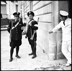 Phil Stern, Palermo 1943, Photo by Phil Stern