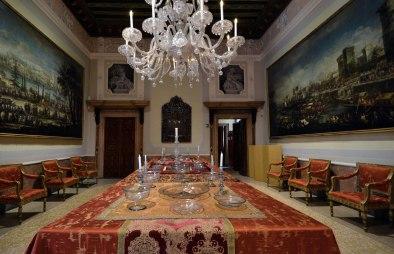 Sala 7 Venezia, Palazzo Mocenigo – Centro Studi di Storia del Tessuto e del Costume Fondazione Musei Civici di Venezia Foto di Stefano Soffiato
