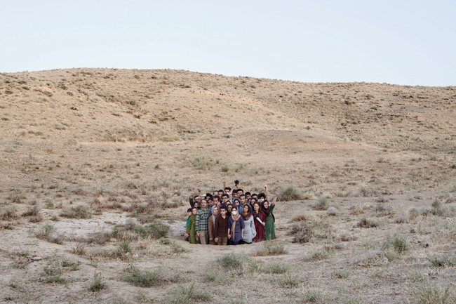 Gohar Dashti, Iran, Untitled #1, 2013, inkjet print, cm 80x120, edition of 7