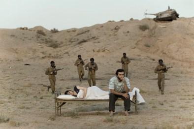 Gohar Dashti, Today's Life and War #10, 2008, inkjet print, cm 70x105, edition of 7