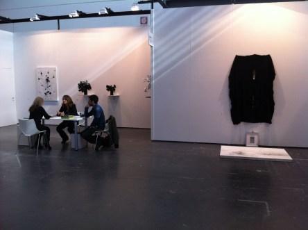 veduta dello stand, La Giarina arte contemporanea, Verona - ArtVerona 2013