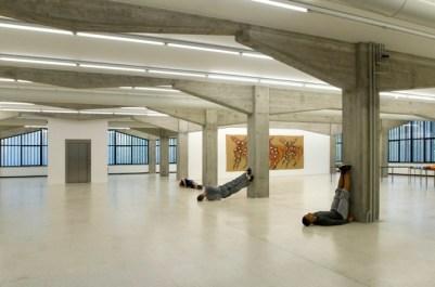 Wayne McGregor | Random Dance, Prove di Scavenger, Collezione Maramotti, Reggio Emilia, 2013 Ph. D.Lasagni