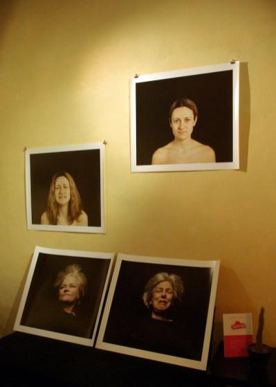 Cristina Nuñez. BUT BEAUTIFUL, veduta della mostra da Sponge Living Space. Foto: Stefano Baraghini