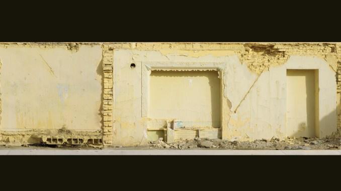 Maziar Mokhtari, Yellow Apocalypse (2013), still frame _ 1