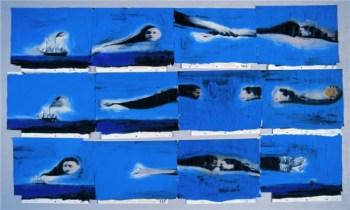 ManifesTO, Gianluigi Toccafondo, La sposa, 2000, courtesy Infinito LDT Gallery, Torino