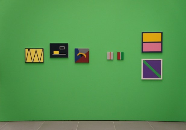 When now is minimal, Foto: Martin Kohl München. Courtesy Neues Museum Nürnberg e Sammlung Goetz